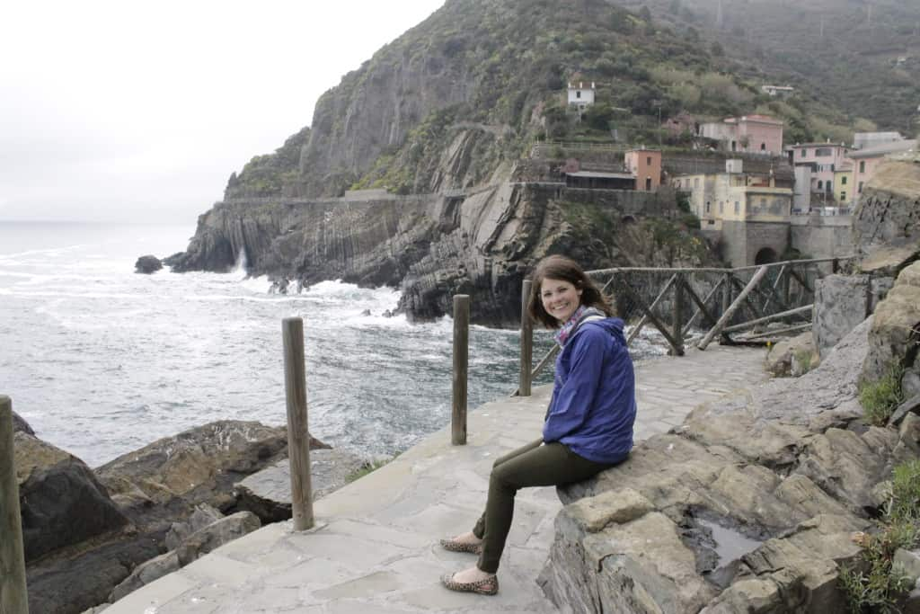 Italian Honeymoon - Cinque Terre - Charleston Crafted