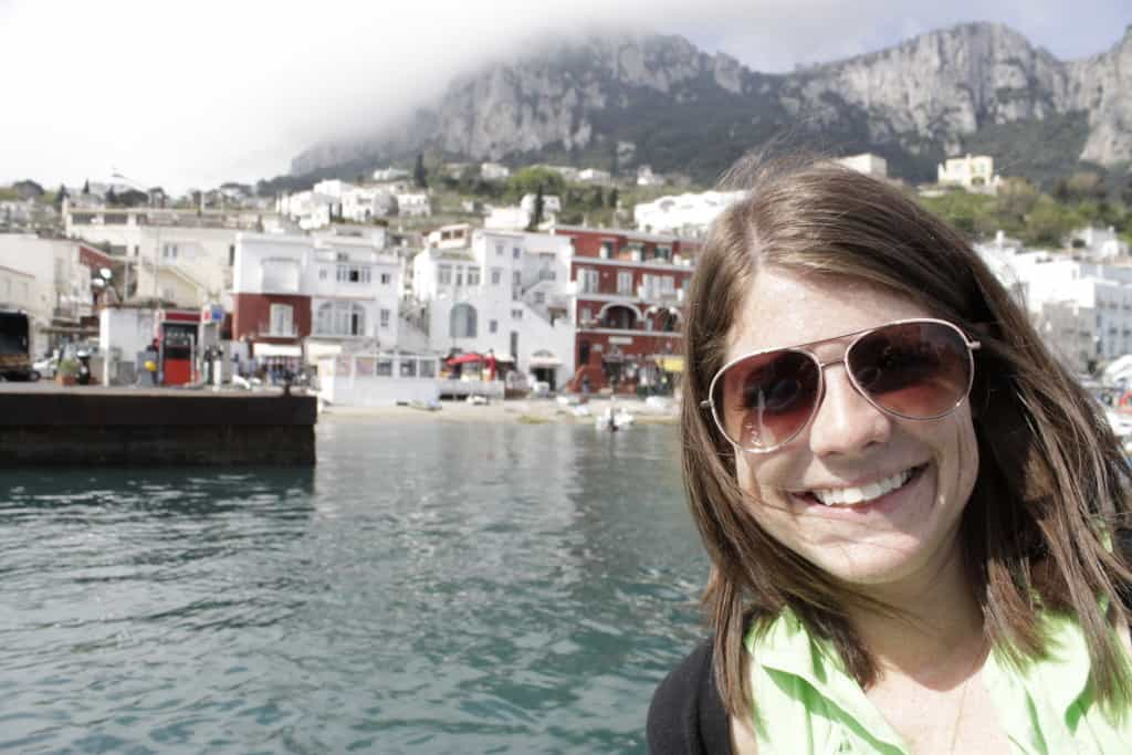 Italian Honeymoon - Capri - Charleston Crafted