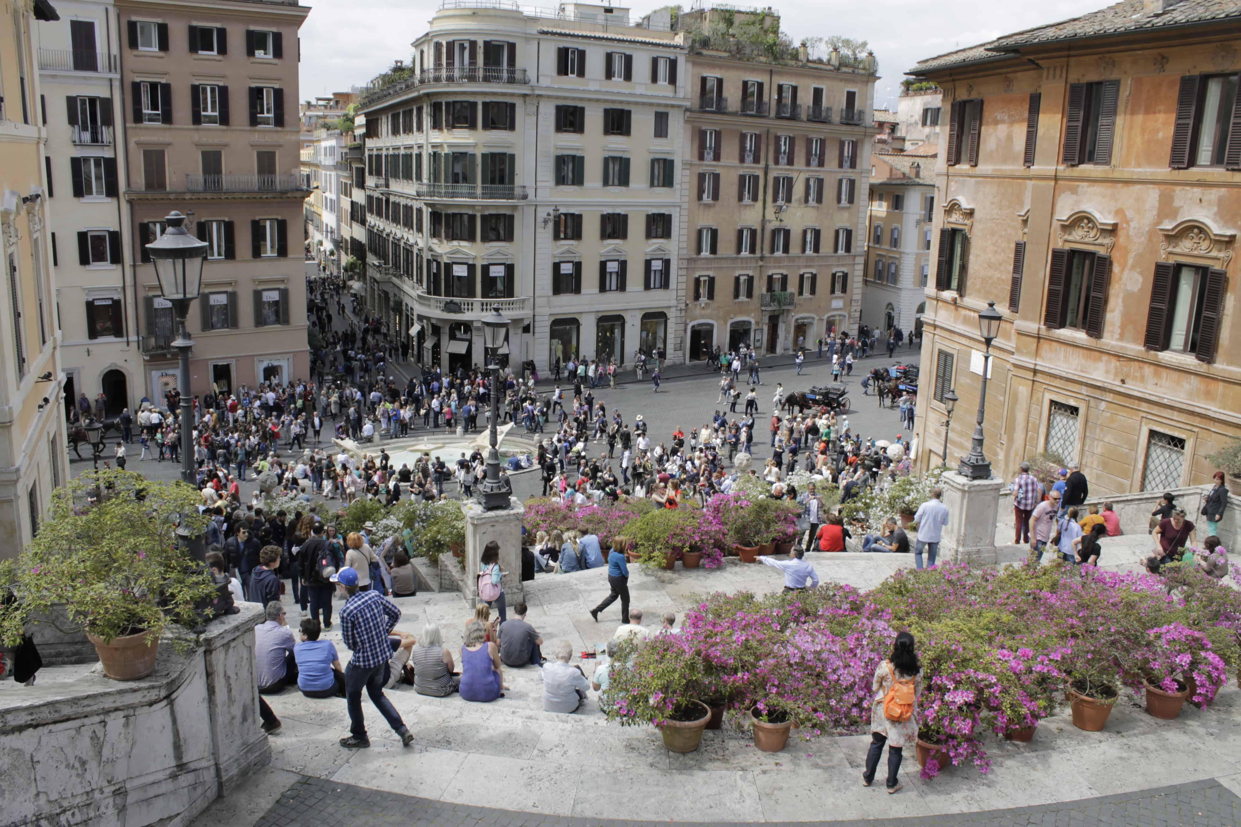 Italian Honeymoon Day 12: Rome