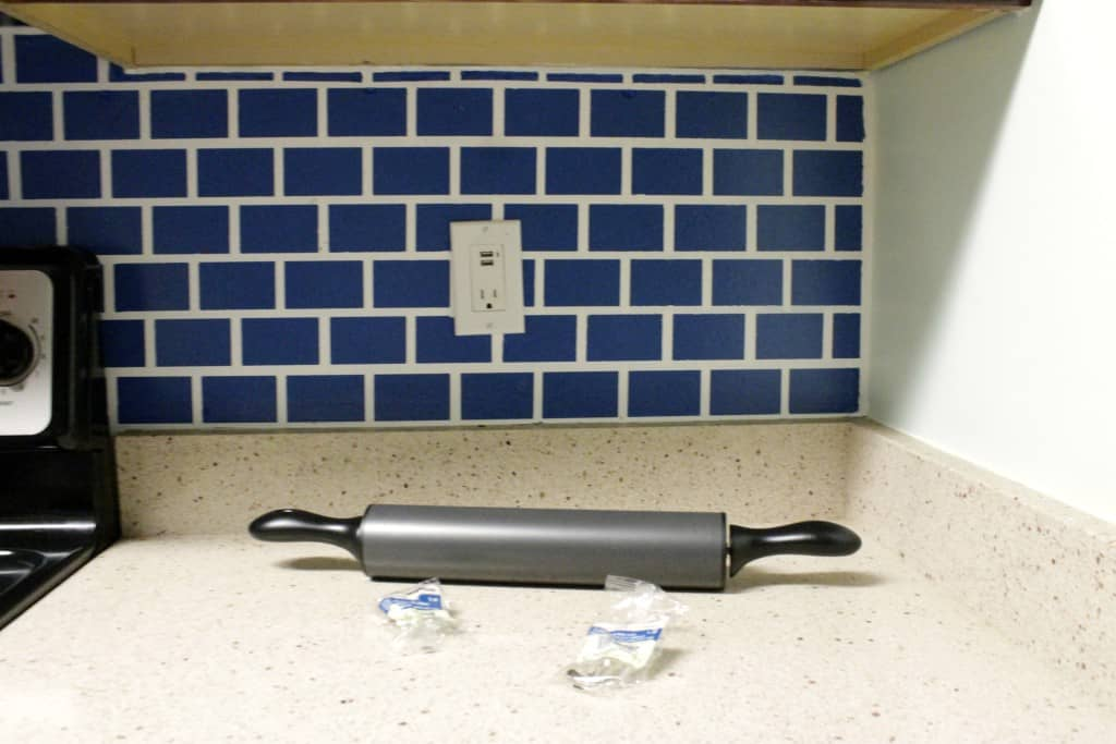 Wall Mounting a Rolling Pin - Charleston Crafted