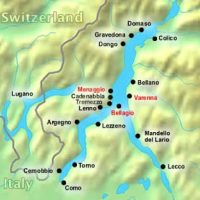 Traveling from Venice to Lake Como