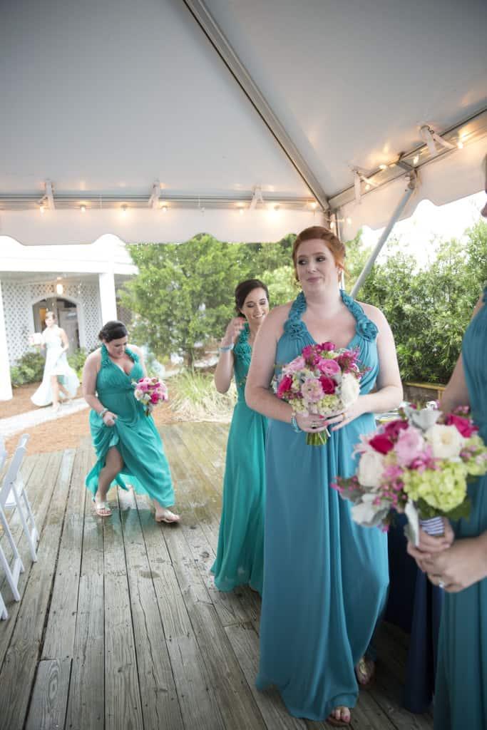 #HereComesMcBride Wedding Ceremony - Charleston Crafted
