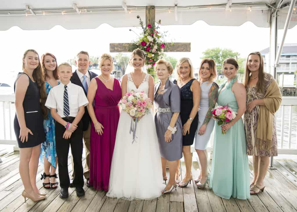 Family Wedding Photos - Charleston Crafted