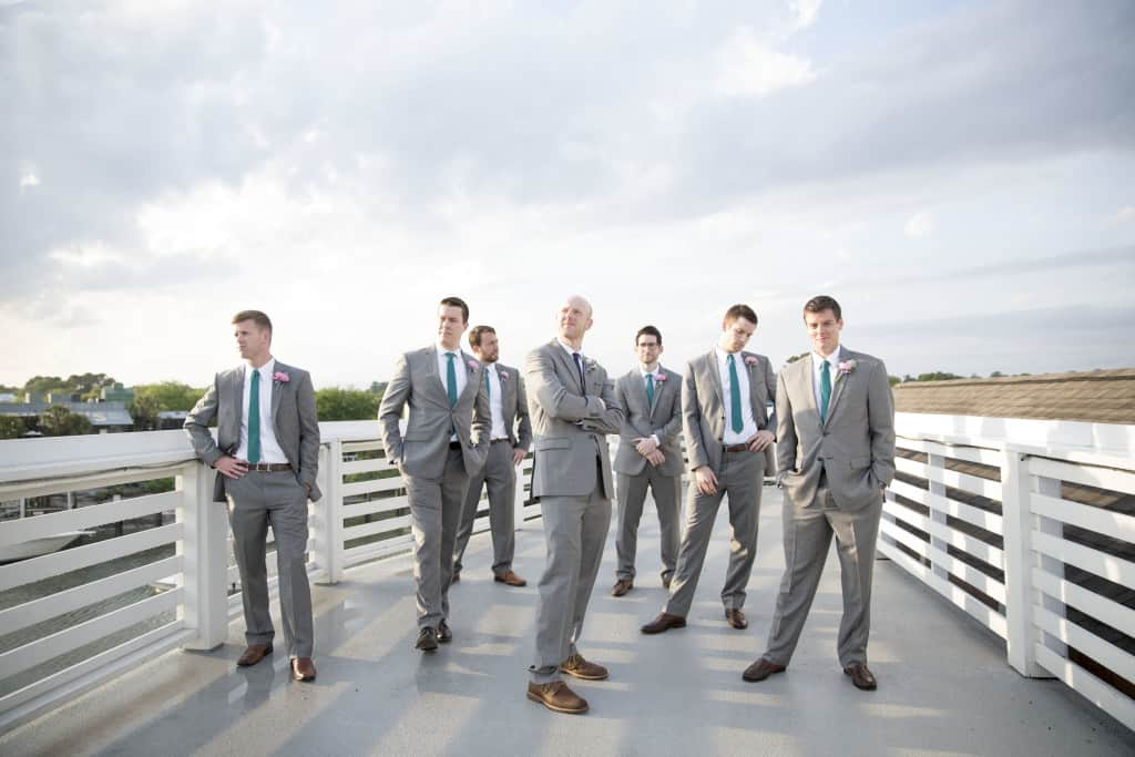 Bridal Party Photos - Charleston Crafted