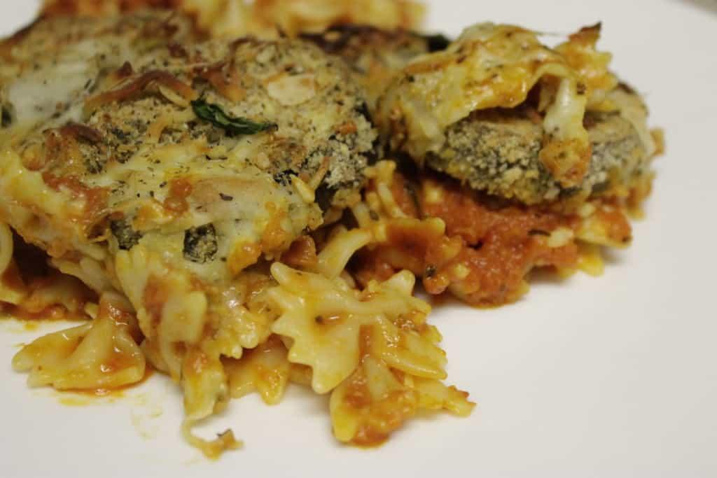 bow tie eggplant pasta recipes dishmaps bow tie eggplant pasta recipes ...