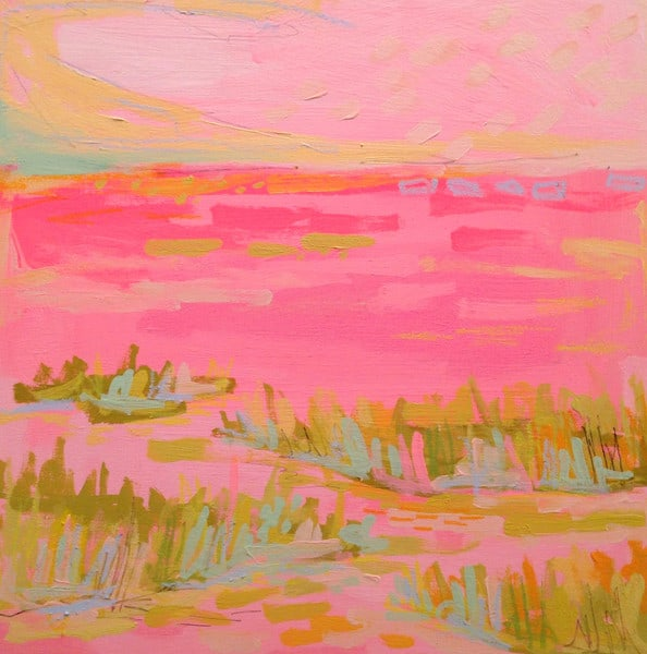 Blakely Little Cedar Island Marsh