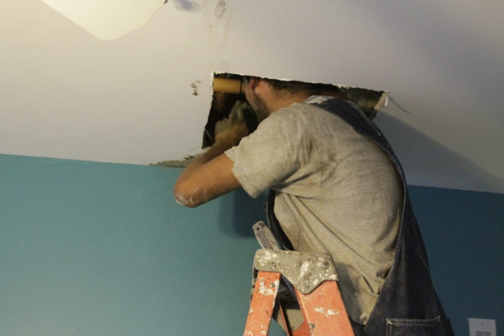Hole in the Ceiling - Charleston Crafted