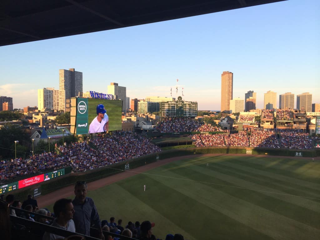 101 in 1001: Chicago Cubs Game - Charleston Crafted