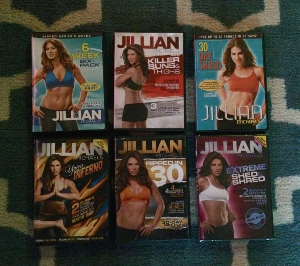 My Favorite Jillian Michaels Workout Videos - Charleston Crafted