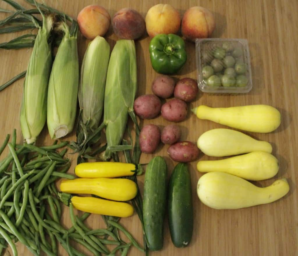 Fall CSA - Box Two - Charleston Crafted