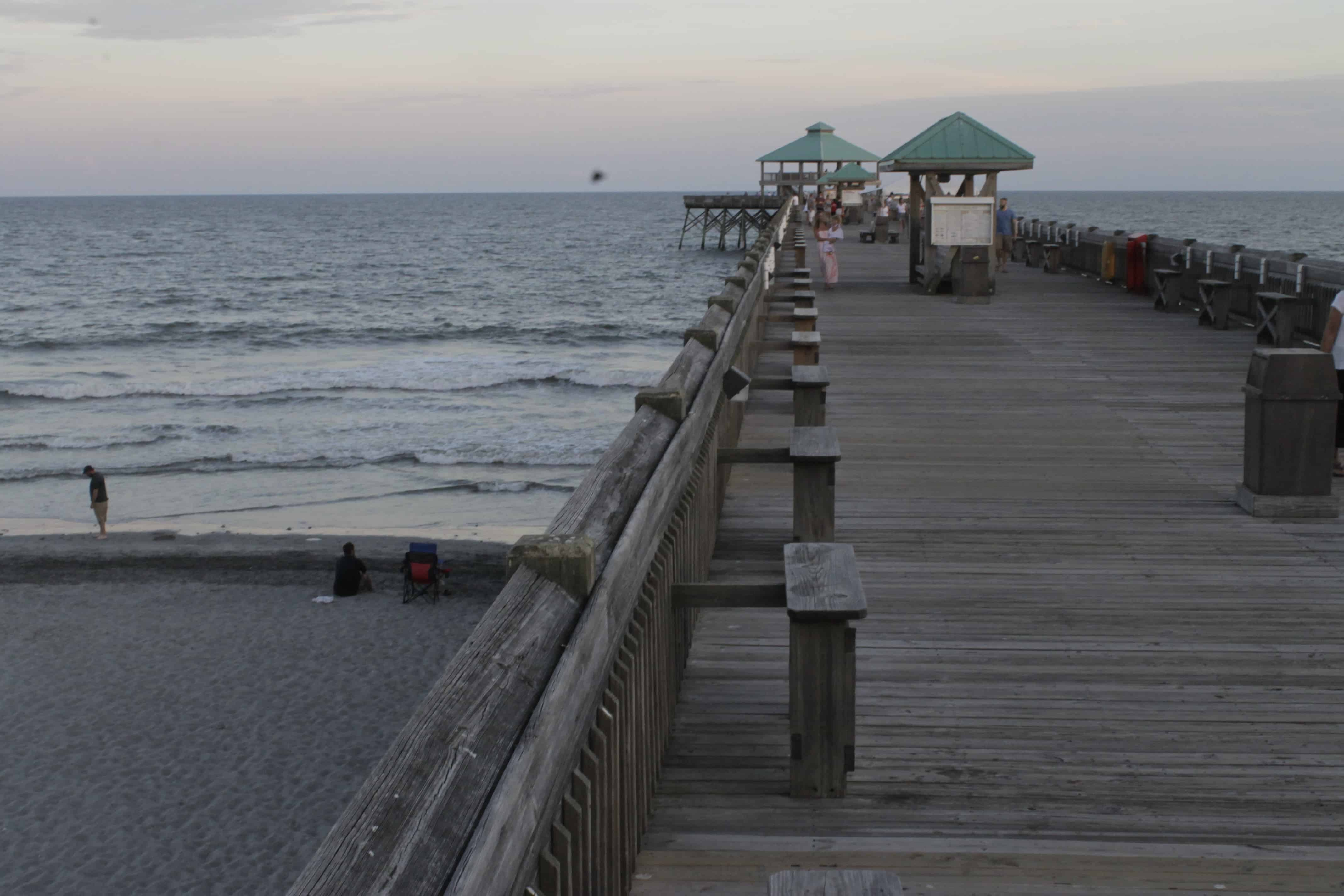101 in 1001: Keeping it Sweet & Cool at Folly Pier