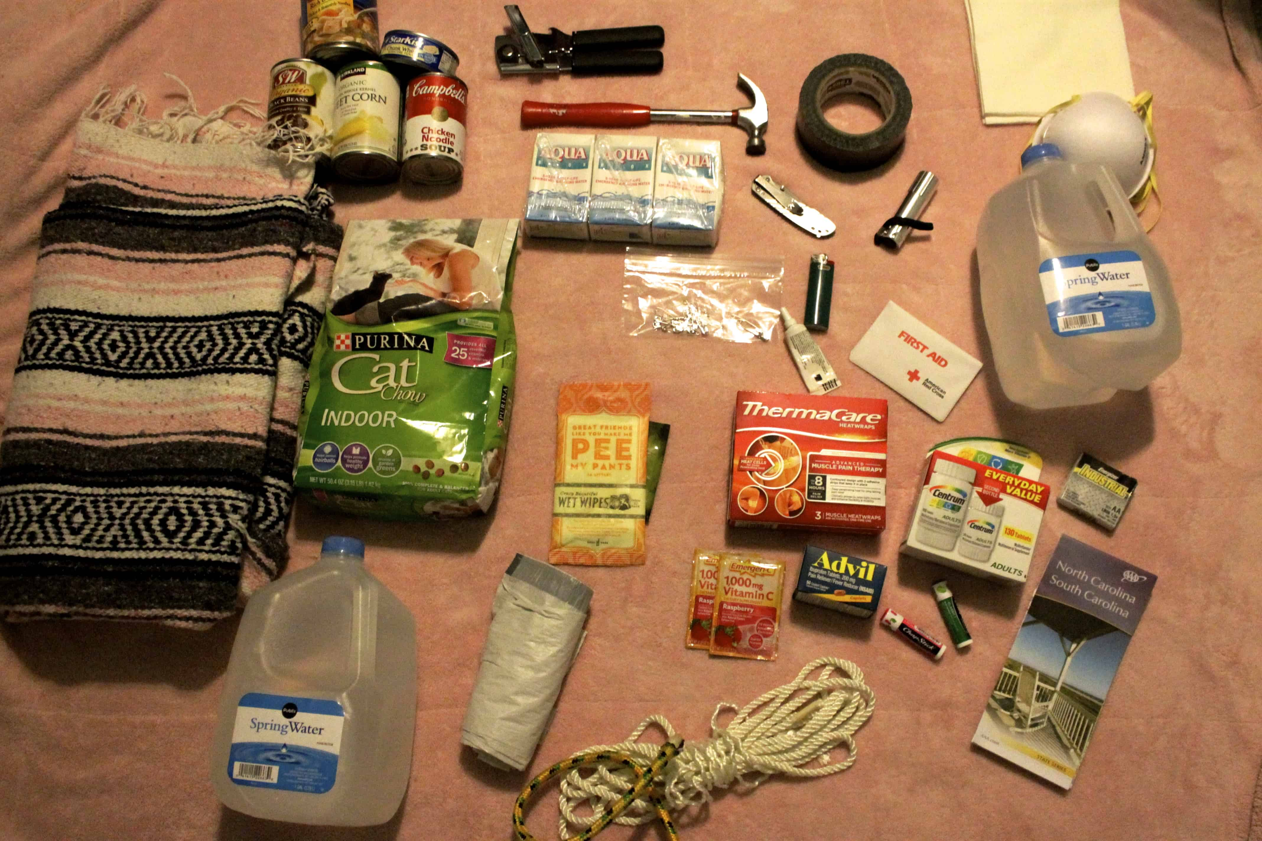 101 In 1001 A Zombie Apocalypse Survival Kit