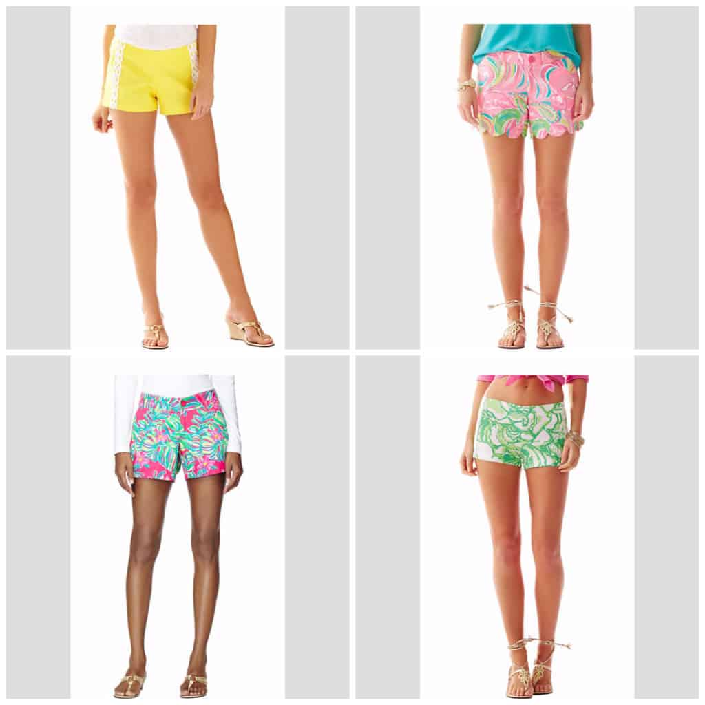 Lilly Pulitzer After Summer Sale shorts