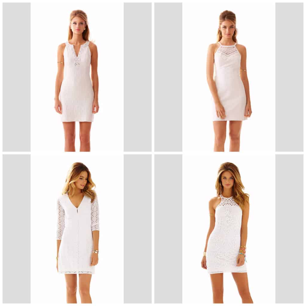 Lilly Pulitzer After Summer Sale white dresses
