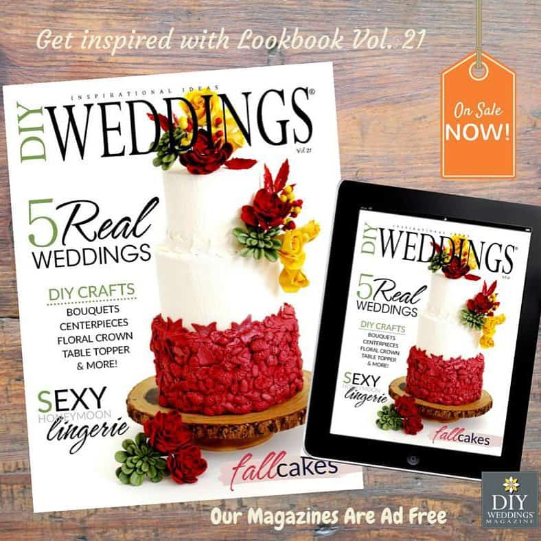 DIY Weddings Mag - Charleston Crafted