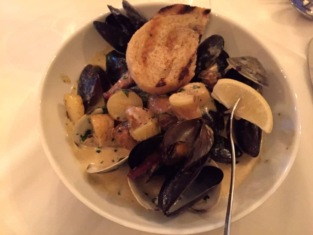 Magnolia's Restaurant Review - Charleston Crafted