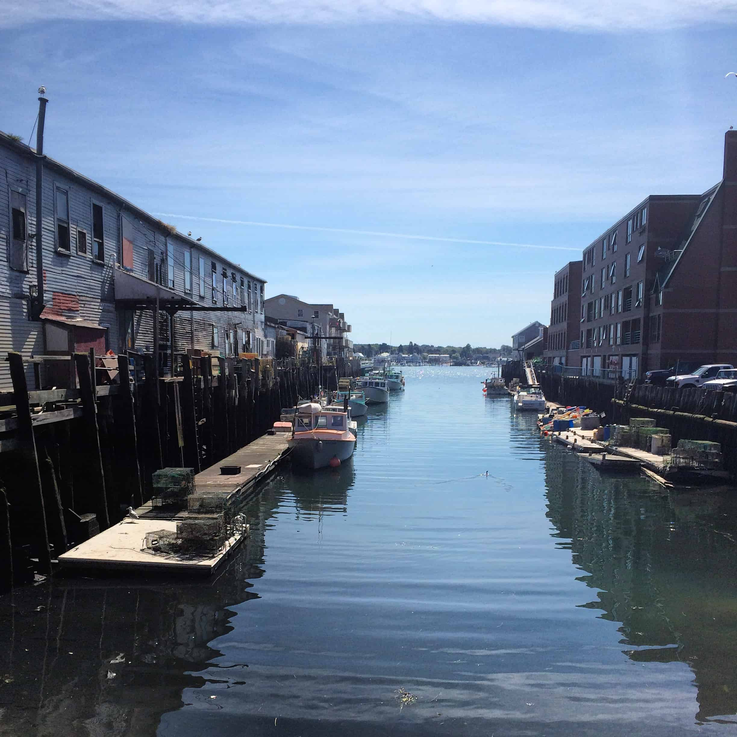 Portland, Maine & a Foodie Tour • Charleston Crafted