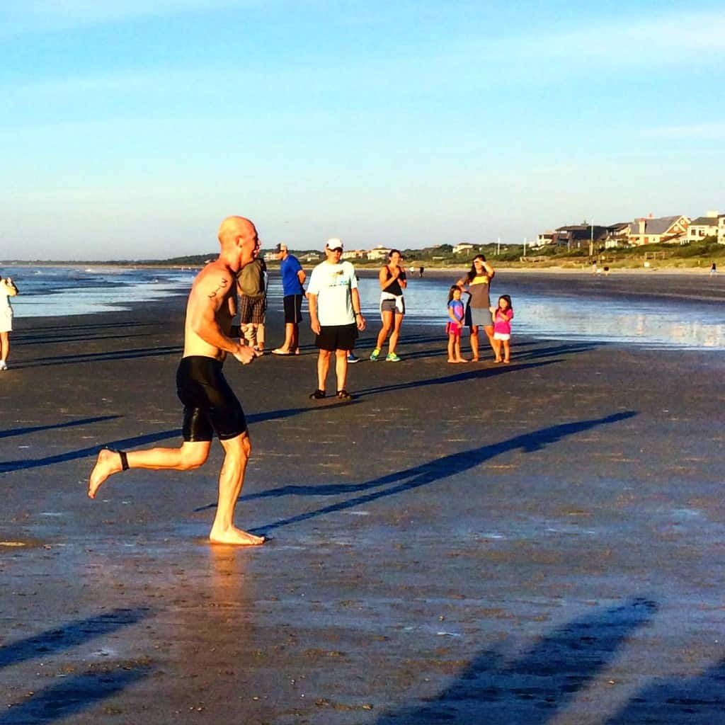 Kiawah Island Triathlon - Charleston Crafted