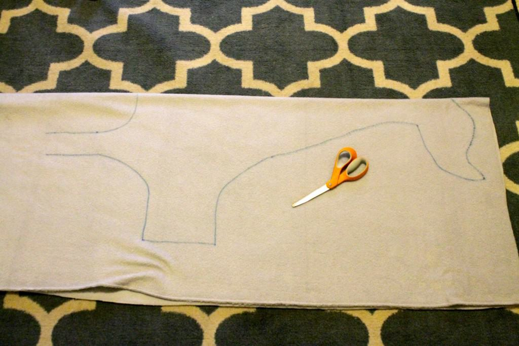 DIY cat and dog narwhal costume tutorial - charleston crafted