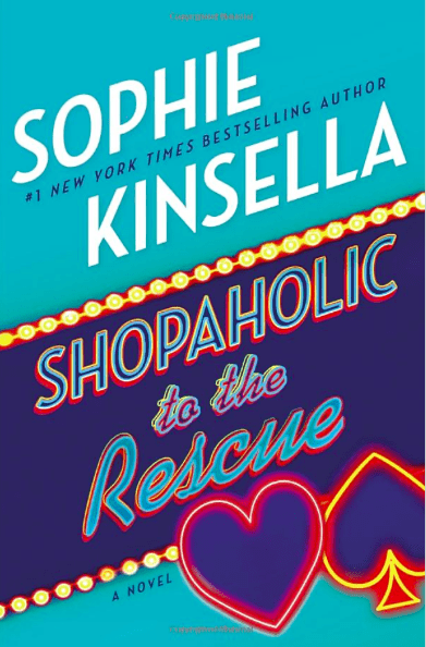 Shopaholic to the Rescue Book Review - Charleston Crafted