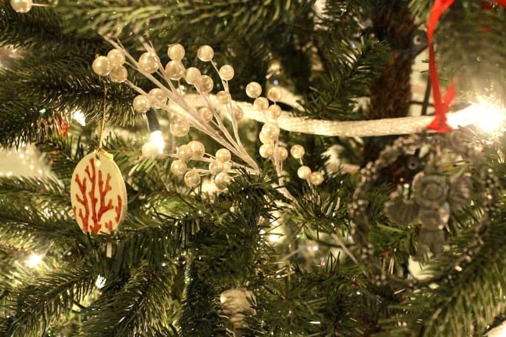 Christmas Tree Ornaments - Charleston Crafted