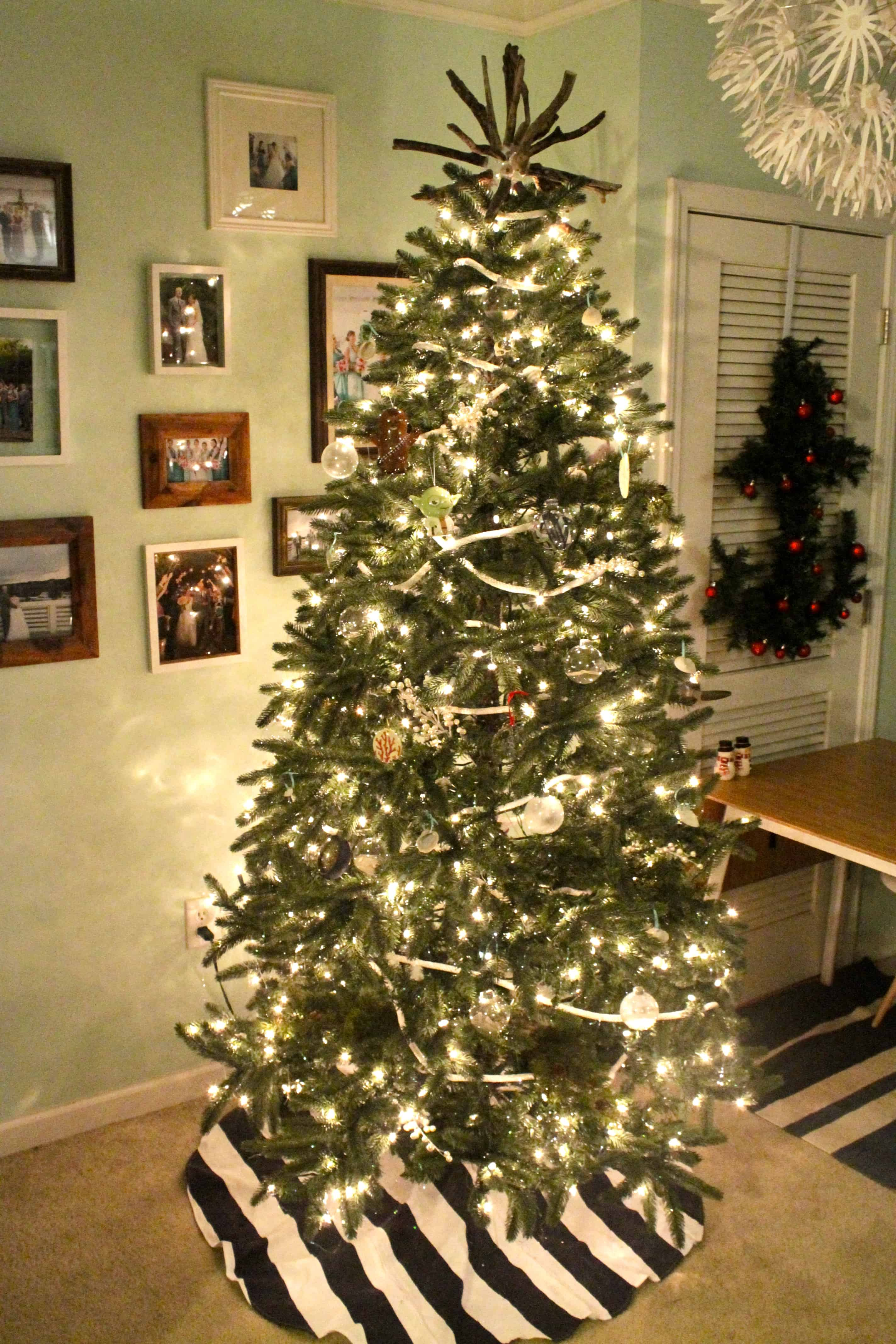 2015 Christmas Tree - Charleston Crafted