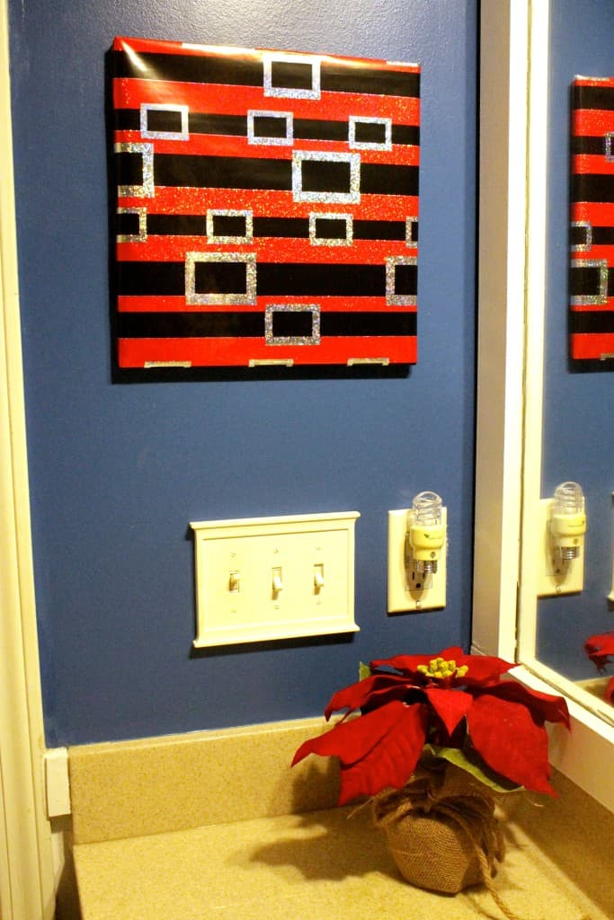 5 Simple Tips for Small Spaces Holiday Decor - Charleston Crafted