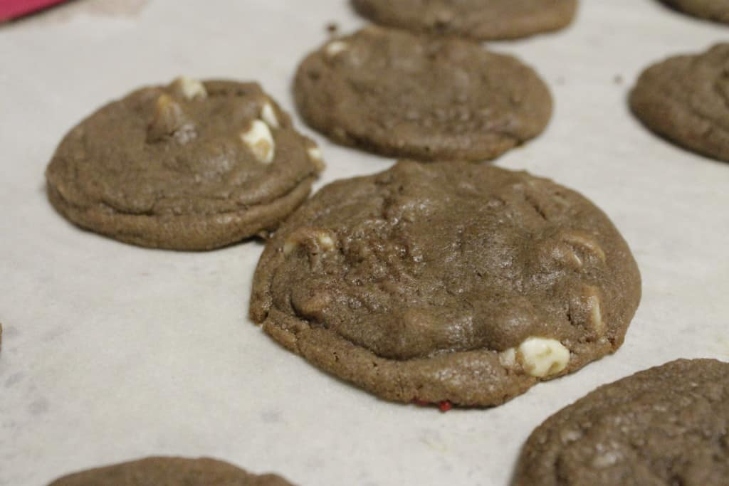 Nutella Cookies - Charleston Crafted