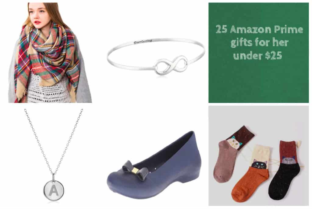 25 Ladies Gift Ideas Under $25, all on Amazon Prime! - Wearable - Charleston Crafted