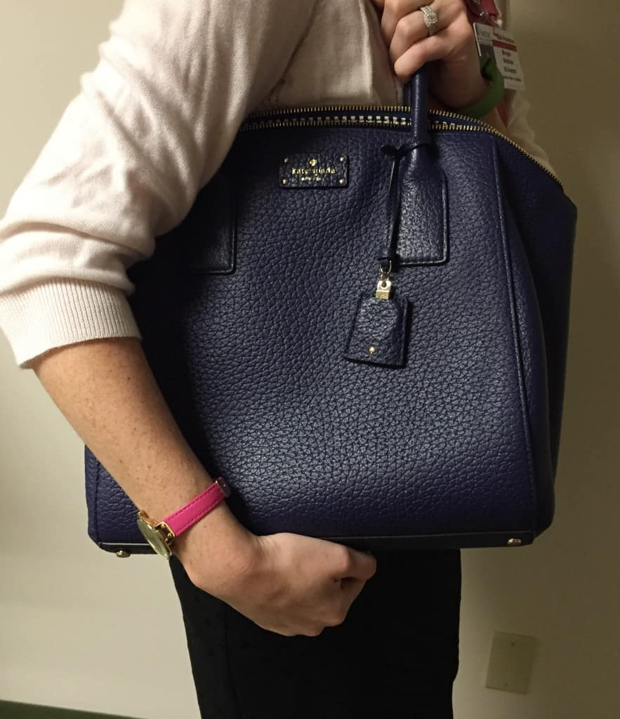 101 in 1001: Treat Yoself - A Kate Spade Purse - Charleston Crafted