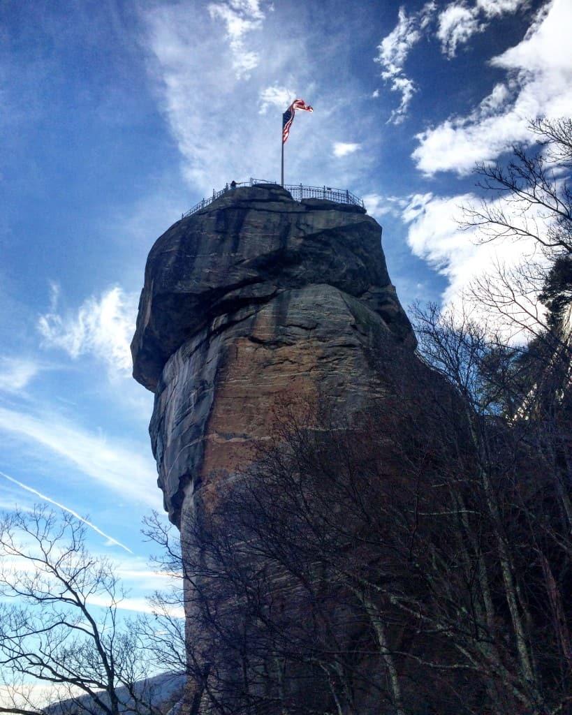 Chimney Rock North Carolina - Charleston Crafted