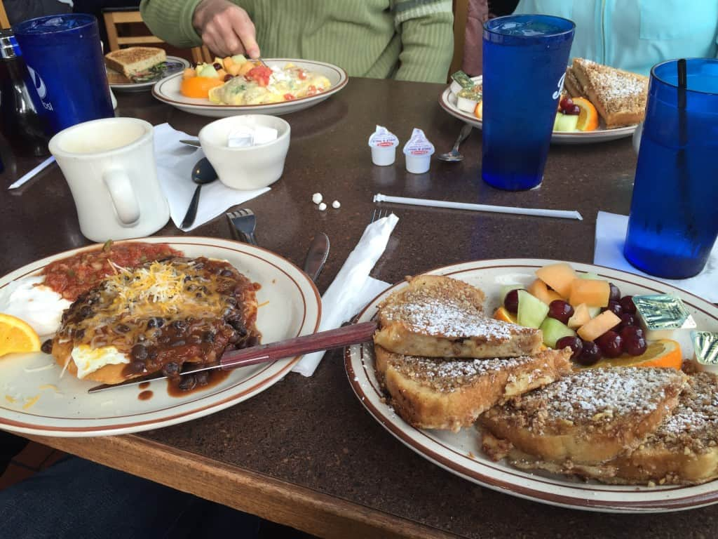 brunch - sweet water cafe - charleston crafted