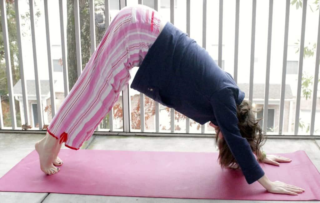 Morning Rituals - Tea and Yoga - Charleston Crafted