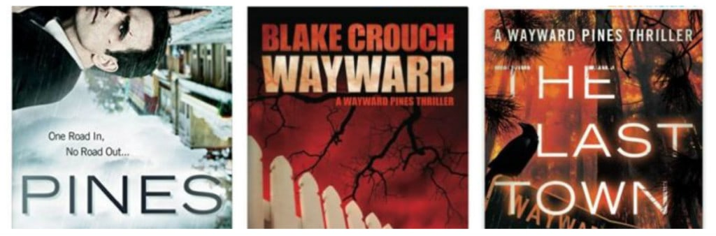 wayward pines book series review - charleston crafted