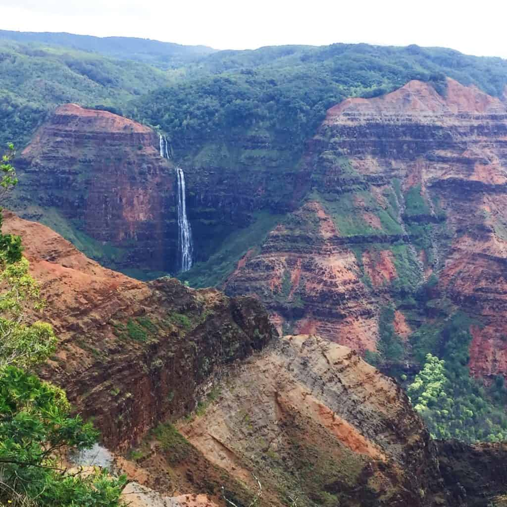 Kauai Day Six - Waimea Canyon