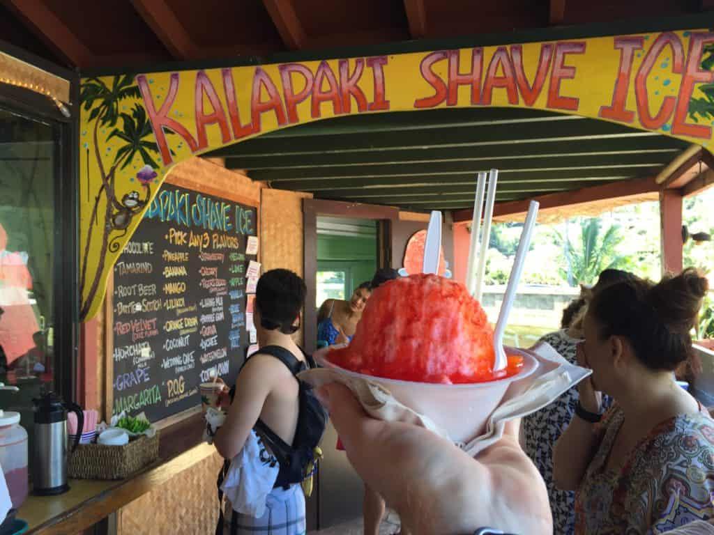 Kalapaki Shave Ice - Charleston Crafted