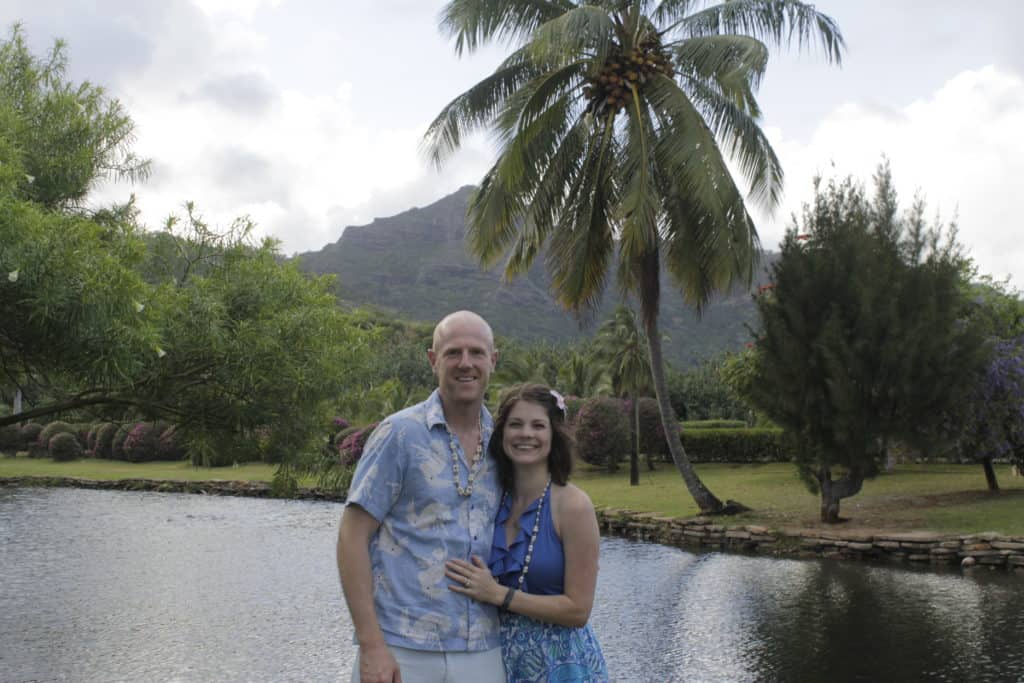 Kauai Day Five - Our Anniversary!