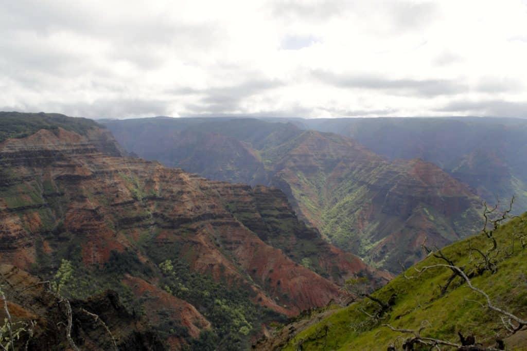 Kauai Day Six - Waimea Canyon