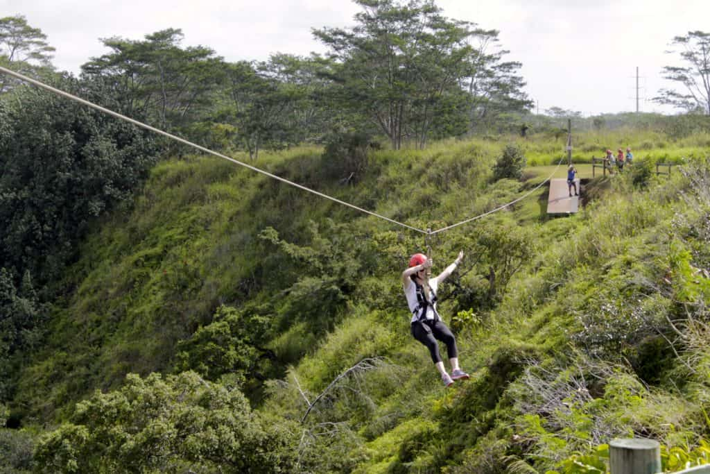 Kauai Backcountry Adventures Ziplining - Charleston Crafted