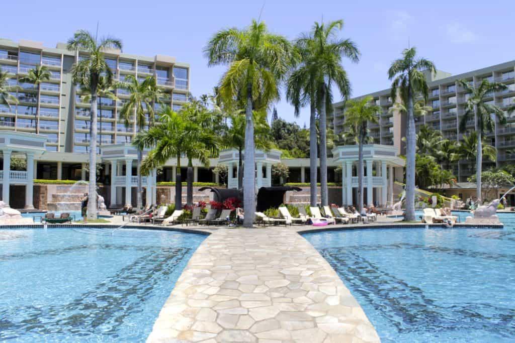 Kauai Day Seven - Pool Day at the Resort!