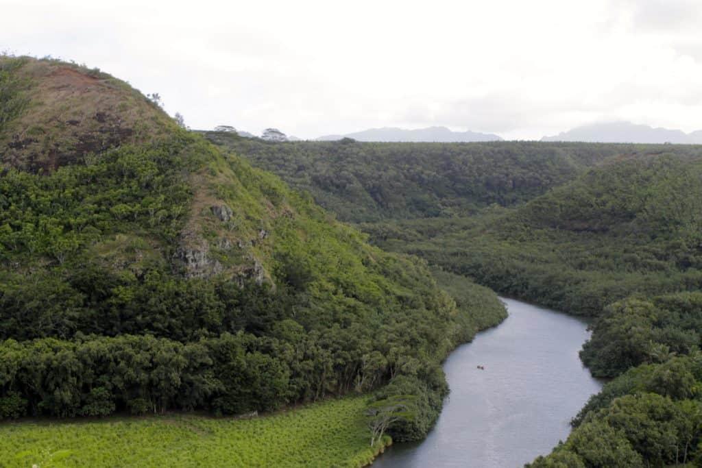 Opaeka'a Falls - Charleston Crafted