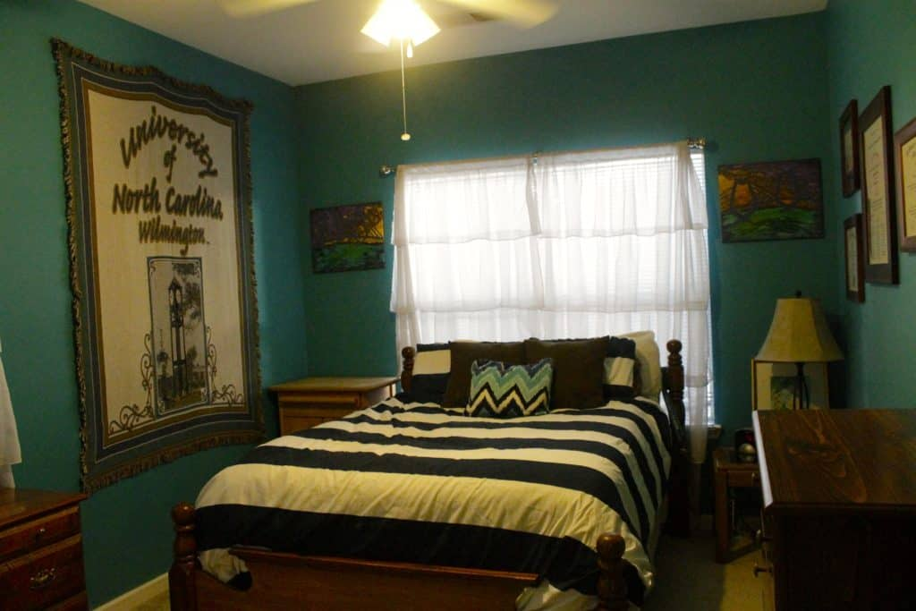 Guest Room Final - Charleston Crafted
