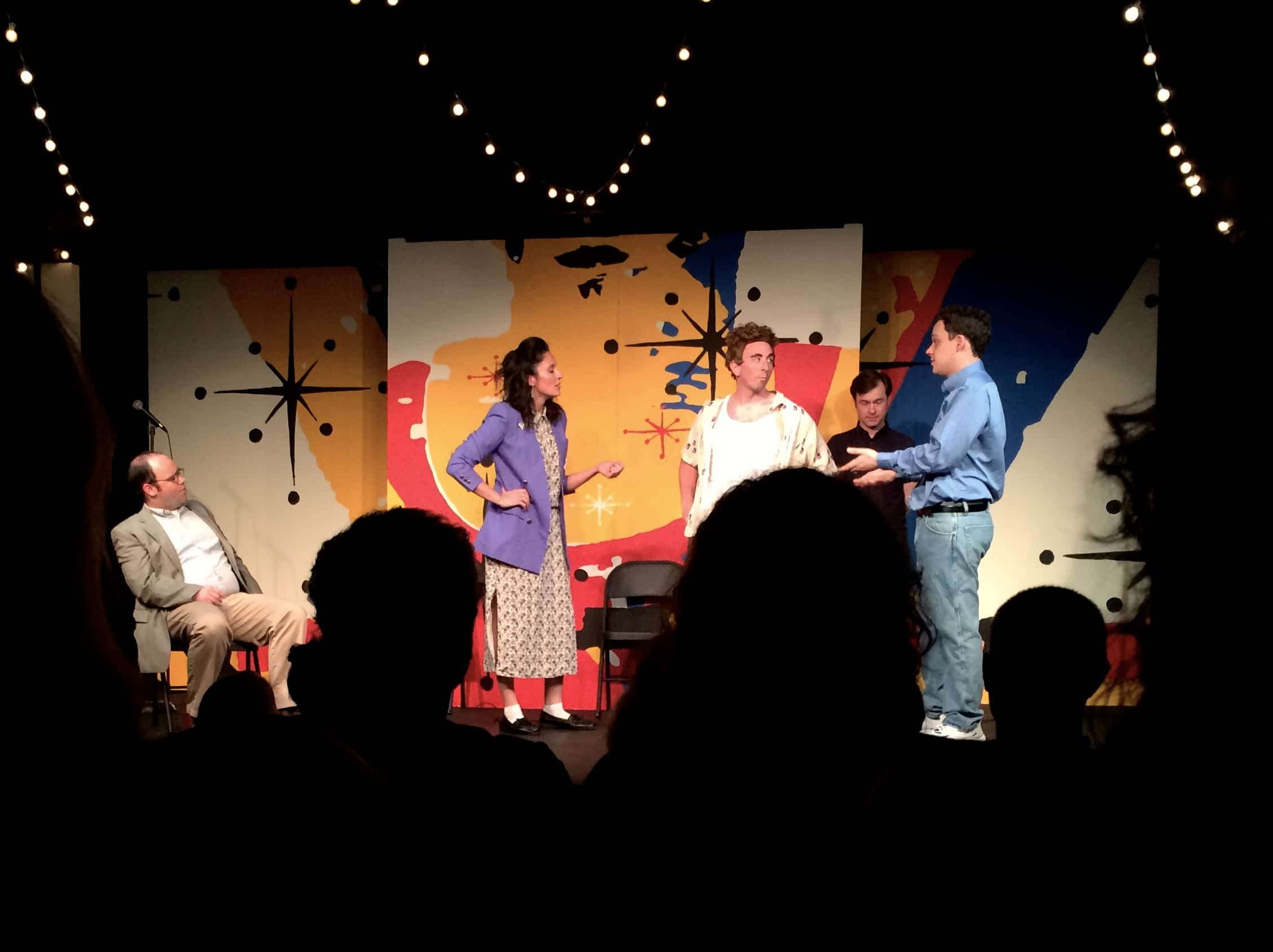 Improvised Seinfeld – Review