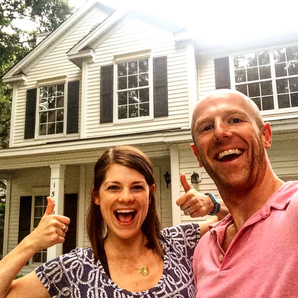 We Closed on Our New House!