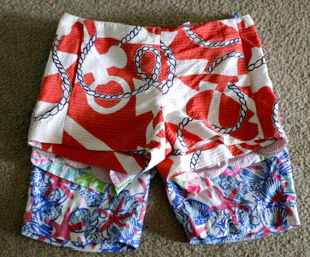 How to Shorten Bermuda Shorts for Novice Sewers - Charleston Crafted