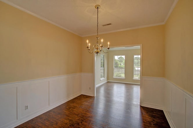 initial dining room - charleston crafted