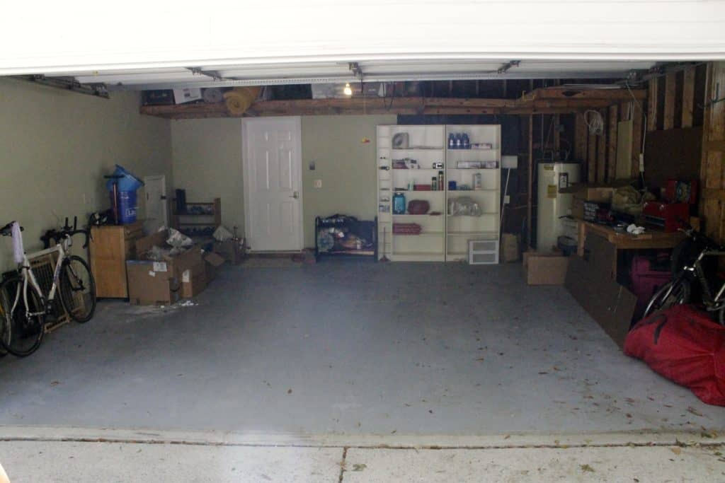 Organizing Our Garage - Charleston Crafted