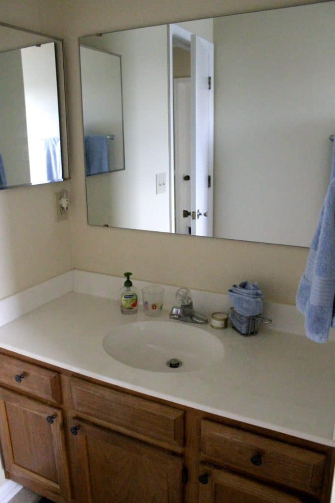 Getting the Guest Bathroom Ready for Guests - Charleston Crafted