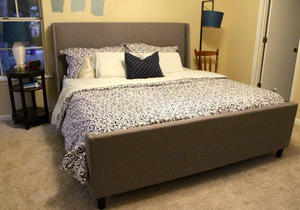 A New King Size Bed - Charleston Crafted
