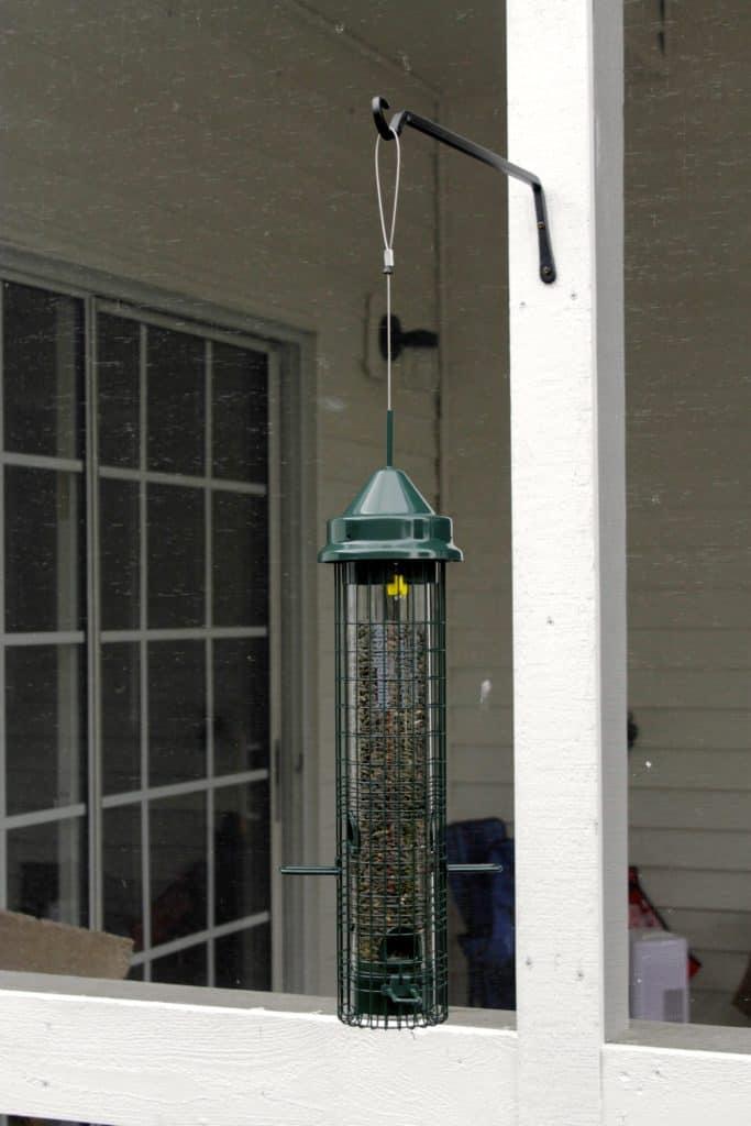 New Squirrel Proof Bird Feeder - Charleston Crafted